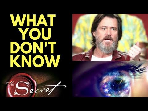3 Things Jim Carrey Taught me about the Law of Attraction and Spiritual Awakening