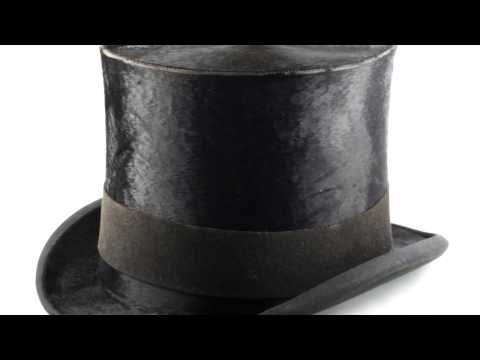 Antique Edwardian / Victorian Knox New York Extra Quality top hat