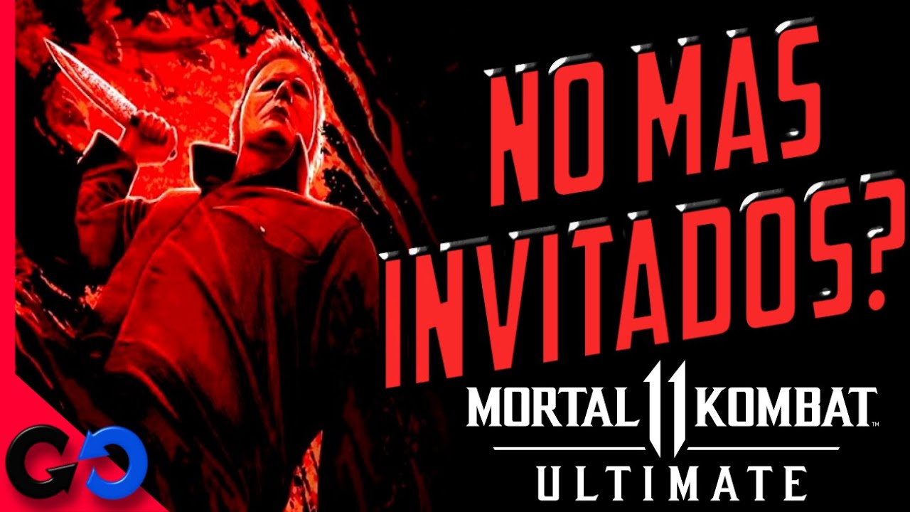 Mortal Kombat 11 Ultimate YA NO HABRA mas PERSONAJES Invitados?