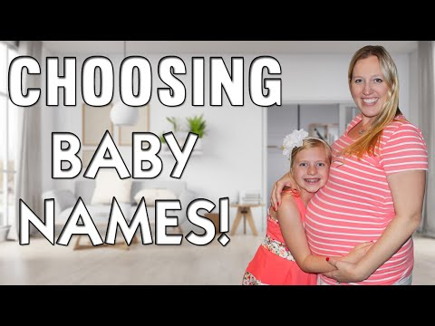 Week 31 Bumpdate - Kids React to Baby Names!