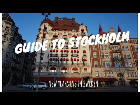 Guide to Stockholm, Sweden