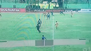 Video Gol Pertandingan Bhayangkara FC vs PSIS Semarang
