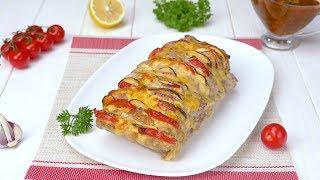 Как приготовить мясо «Гармошка» с душистым соусом - Рецепты от Со Вкусом