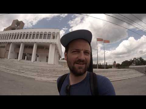Tour Blog #6 // Day 20 Tiraspol, Moldova/Transnistria/Pridnestrovie
