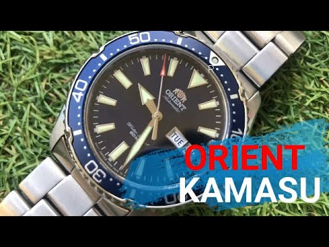 Recensione Orient Kamasu - Sub economico e il migliore della collezione Mako