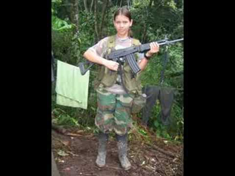 La nena soldat