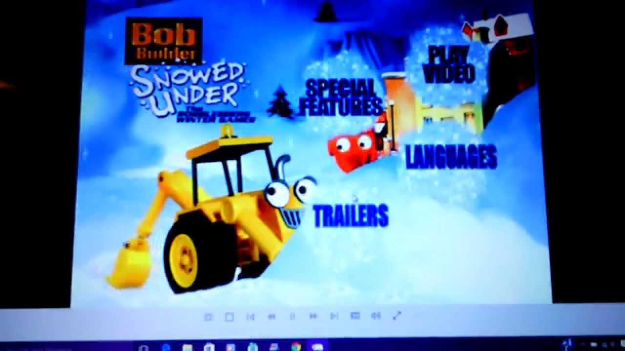 Bob the Builder: Snowed Under / The Bobblesberg Winter ...