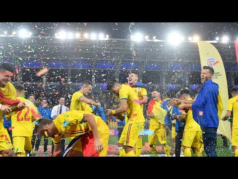 România U21 S-a Calificat La EURO 2019!
