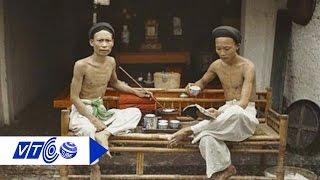 Văn hóa uống trà xưa và nay của người Việt