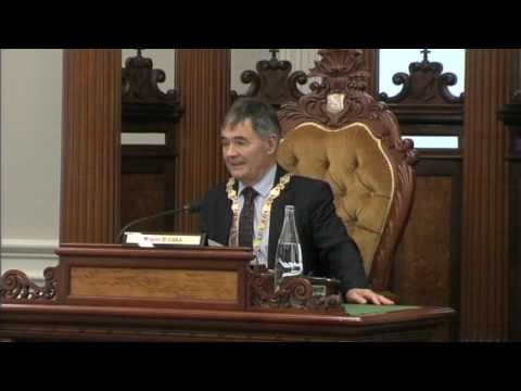 Dunedin City Council - Council Meeting - 30 May 2017