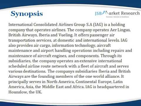 Travel and Tourism on International Consolidated Airlines Group