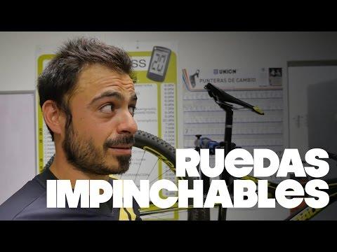 TUBELIZAR RUEDAS IMPINCHABLES  MADRID LISBOA