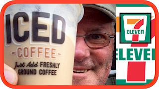 7-Eleven $2 Iced Coffee | Taste Test