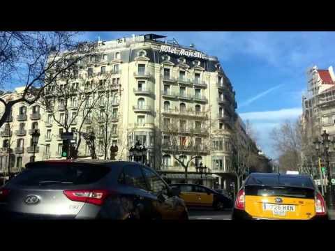Barcelona drive