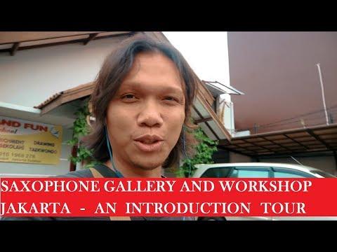 BELI DAN SERVICE SAXOPHONE DI MANA ... ??? MAMPIR AJA KE SAXOPHONE GALLERY AND WORKSHOP JAKARTA