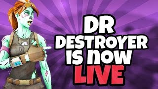 🔴 LIVE - CODE DRD - PLAYING SQUAD WITH ZIPPY BHAI - FORTNITE PAKISTAN