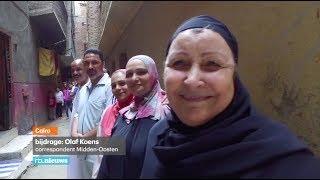 Egypte bouwt nieuwe hoofdstad midden in de woestijn