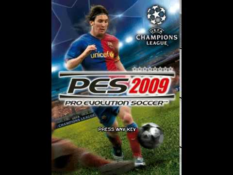 Download PES 2009 Java Games