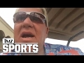 JOHN DALY CALLS BS ON THE ROCK You Hit 490 Yard Drive? Prove It. | TMZ Sports