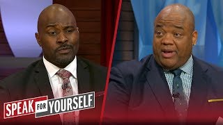 Jason Whitlock has no faith in his Chiefs, Marcellus Wiley begs to differ | NFL | SPEAK FOR YOURSELF