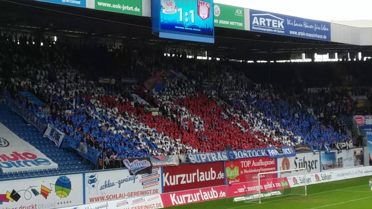 Hansa Rostock Choreo