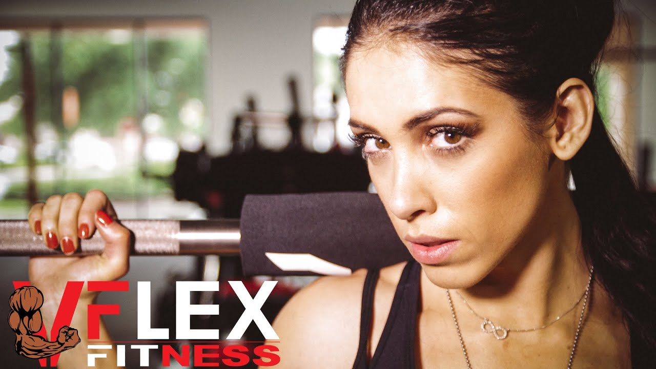 Vflex fitness bella falconi 60 sec promo video youtube malvernweather Gallery