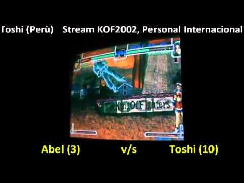 Broadcasting LIVE PELEAS KOF98 y KOF2002, DESDE CHILE.