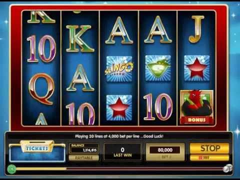 Online gambling slots for real money