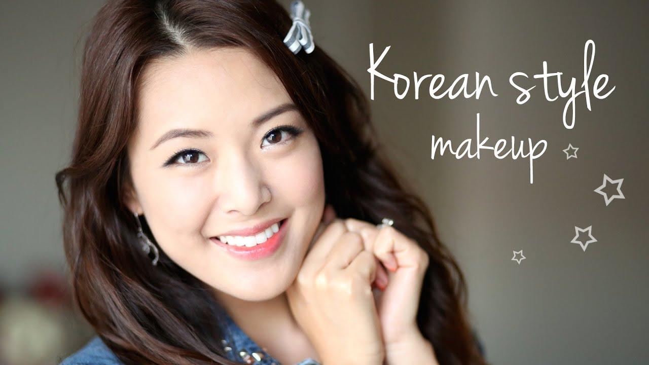 Cute Small Girl Hd Wallpaper Korean Style Makeup Tutorial Youtube