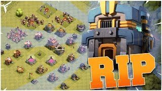 ADDIO VILLAGGI MINIMAX !!! BILANCIAMENTO Th12 Update Clash of clans