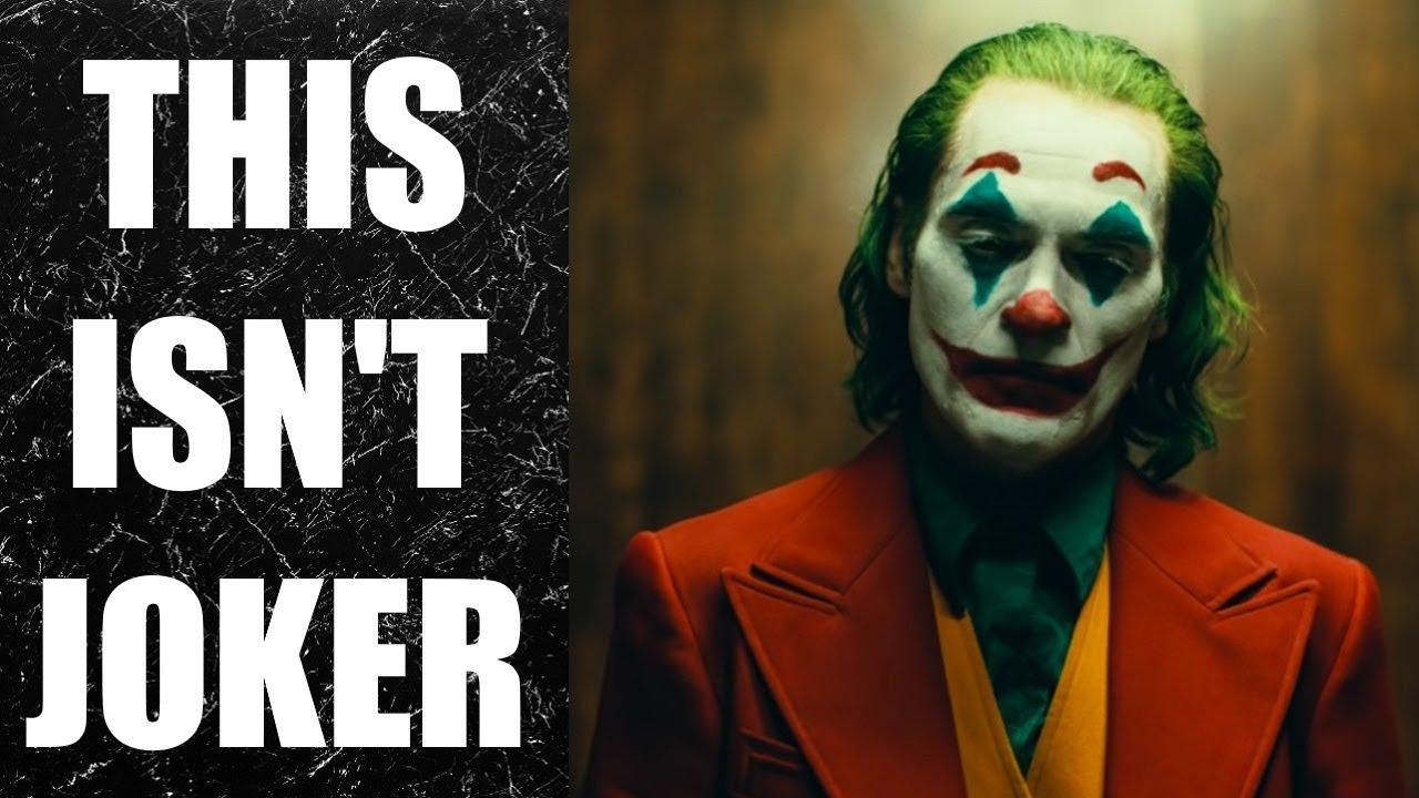 Rumor Joker Movie Plot Details Leaked Online Potentially