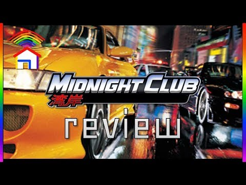 Midnight Club: Street Racing review - ColourShed