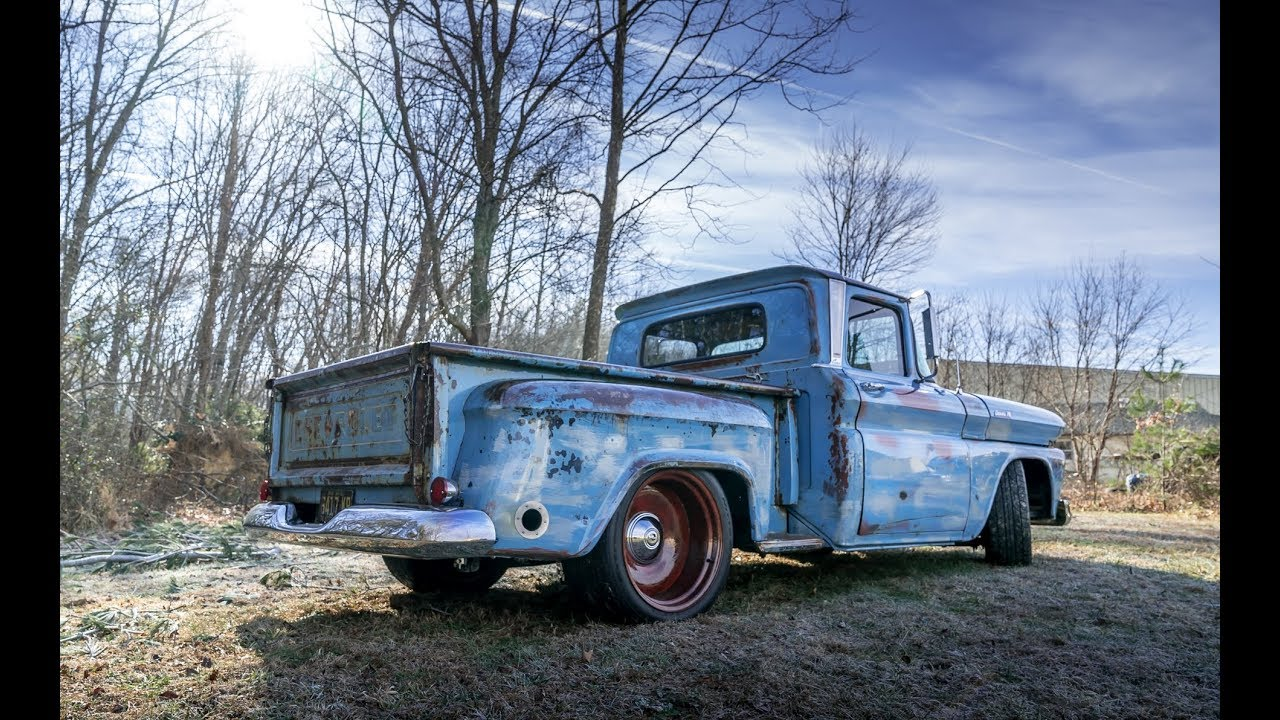 Preserved Patina A 1961 Chevy Apache Like No Other Youtube Pickup Truck