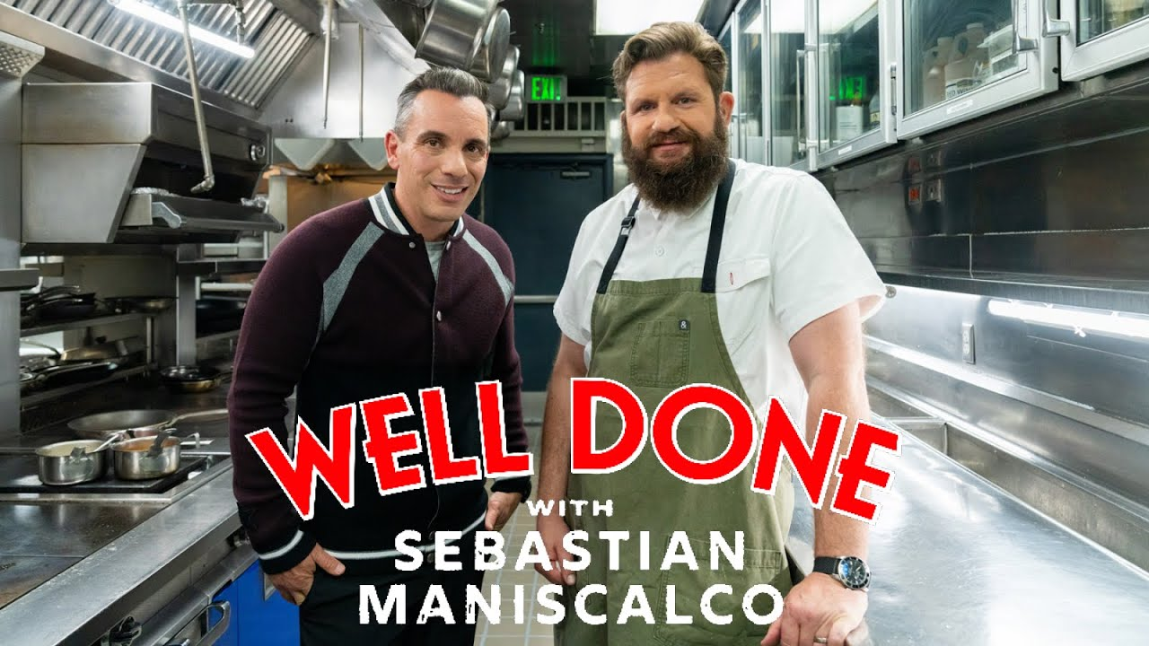 WELL DONE - The Fishing Episode