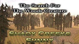 GTA SA Myth - The Search For The Woods Creature [Shady Creeks Sunny]