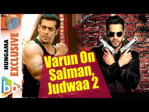 Varun Dhawan On Dream Team | Judwaa 2 | Salman Khan | Akshay Kumar | EXCLUSIVE From Chicago