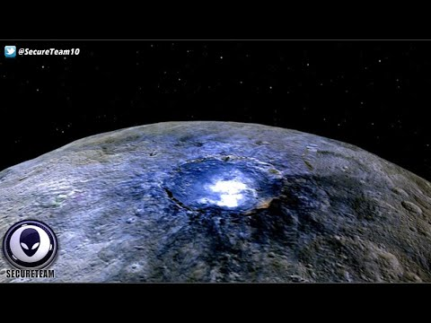 "WHOA! Mystery ""Bright Spots"" On Asteroid Ceres Are Changing! 3/17/16"