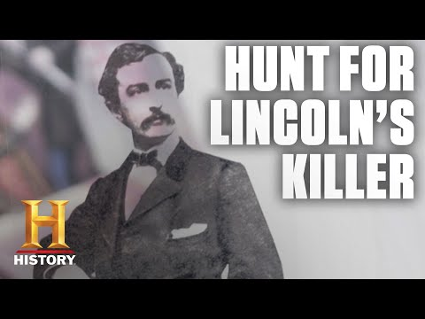 John Wilkes Booth's Final Days | History