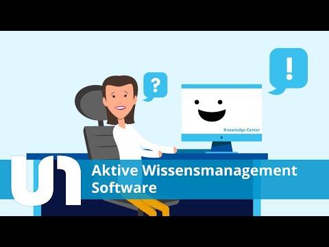 Die Aktive Wissensmanagement-Software