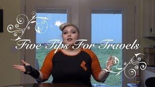 Tips for Travel