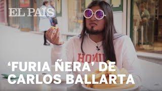 Carlos Ballarta llega a España con 'Furia Ñera'