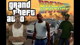 Grand Theft Auto Back To The Future: 1 серия - Начало Проблем