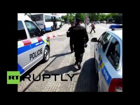 Czech Republic: Tip-off on '10 bombs' triggers evacuations in several cities Mp3