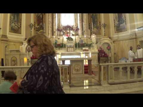 Solemn Mass Nativity of the BVM Part 1 of 5 AD 2016 OLOMC Shrine