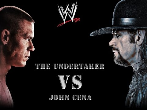 WWE Smackdown Undertaker vs John Cena thumbnail