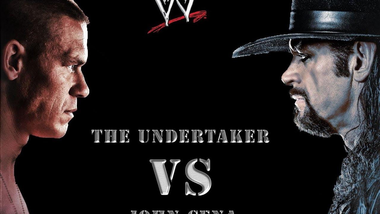 Download WWE Smackdown Undertaker vs John Cena