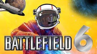 Battlefield Six set in SPACE?!
