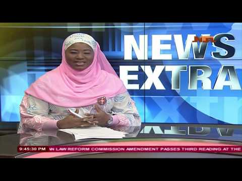 NTA Network News With Fatima Abbas Hassan At 9 pm  21th NOV 2018