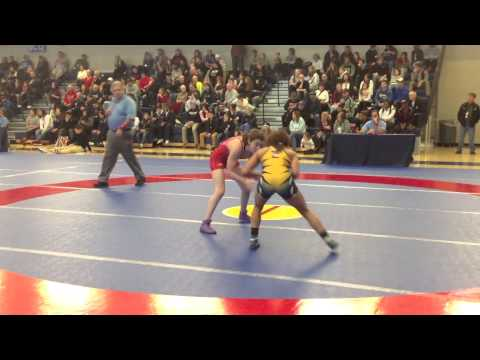 Wayland Baptist Wrestling Highlights 2013-2014