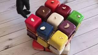"""Торт """"Кубик Рубика"""""""